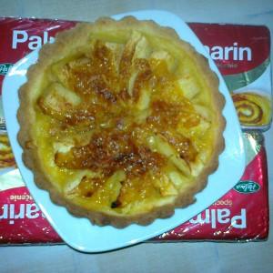 Jablkové tortičky