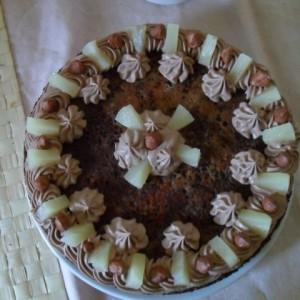 Ananásová tortička