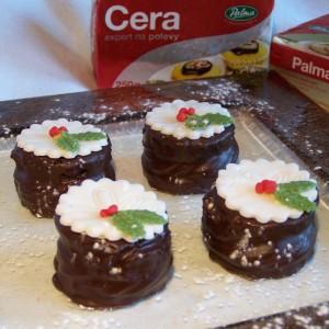 Čokoládové tortičky