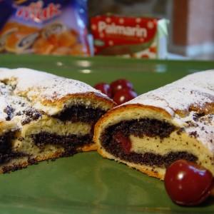 Kysnutý makový koláč