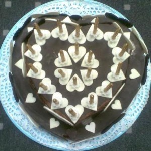 Torta z lásky