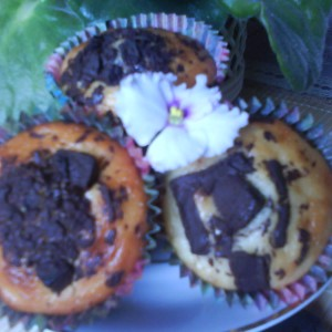 Muffiny z acidka