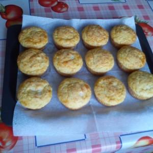 Syrové muffiny