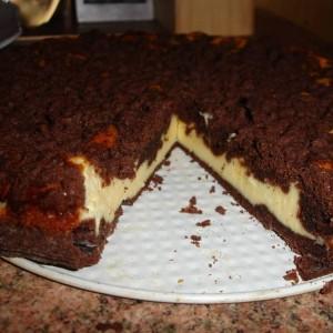 Mrveničko-tvarohová torta