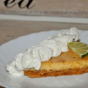 Limetkový koláčik