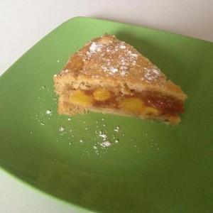 Peach pie /broskyňový koláč/