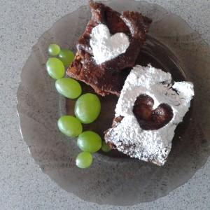 Rýchly, jednoduchý perníkový koláč