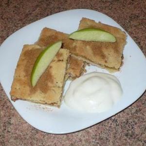 Maslový jablčník