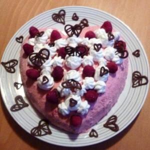 Torta plná lásky
