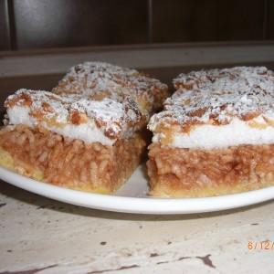 Lahodný jablkový koláč