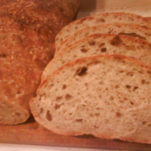 Pšenično-ražný chlieb