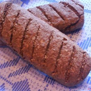 Zdravý nekvasený chlebík