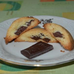 Rýchle čokoládové sušienky