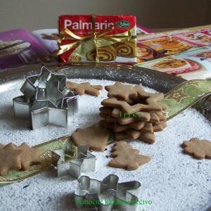 Vianočné kakaové pečivo